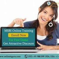Best MSBI Online Training in Hyderabad